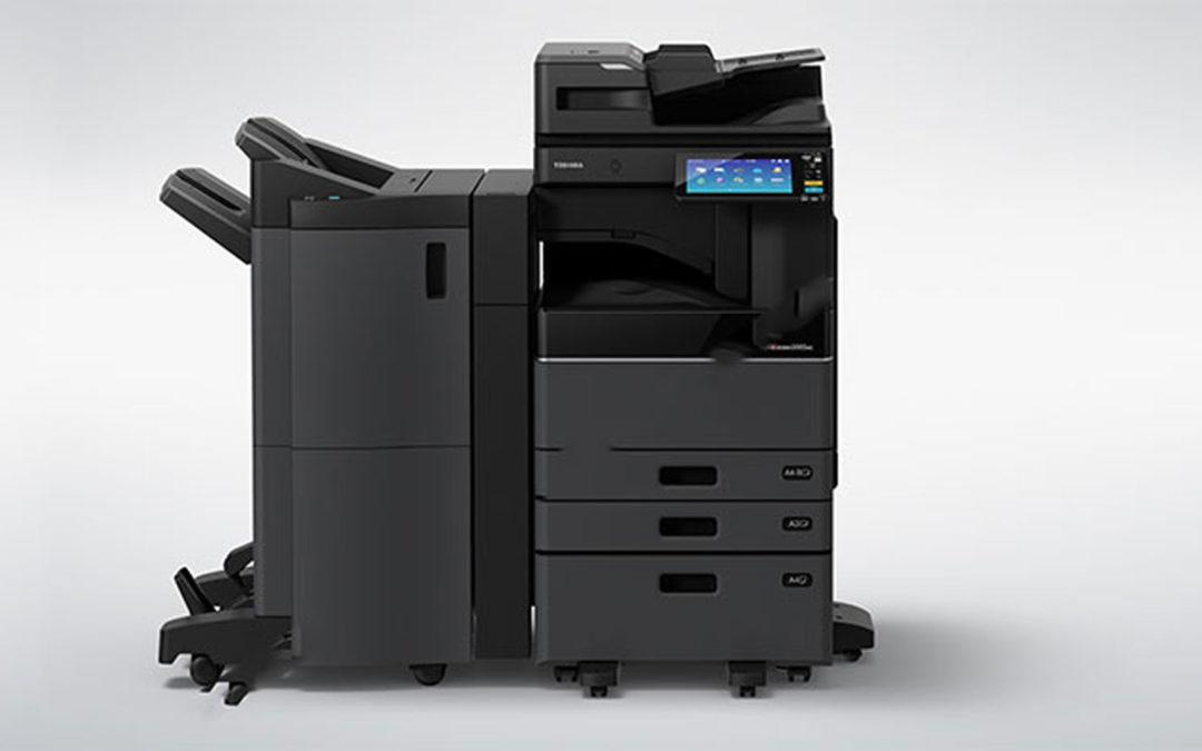 La pregiatissima Certificazione Elite ECP per le stampanti multifunzioni Toshiba